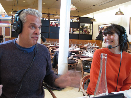 Eric Ripert and Ruth Reichl talking with Marcus about food, family and tradition.