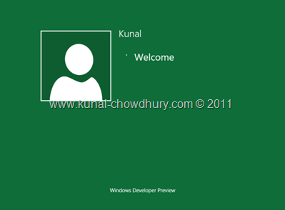 24. Welcome Screen will Show Up