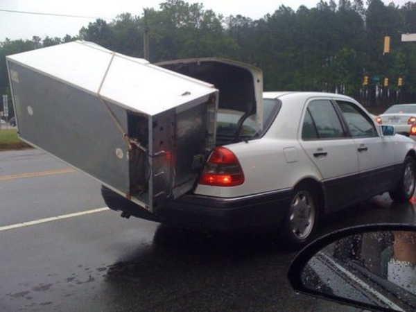 Um veículo diferente poderia ter funcionado melhor 12