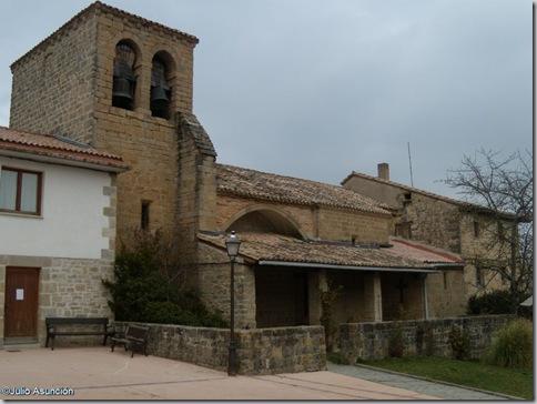 Iglesia de Lizarraga