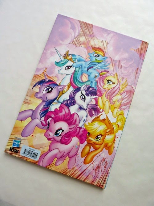 My Little Pony Libro