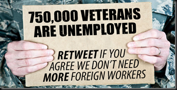 750,000 Veterans Are Unemployed