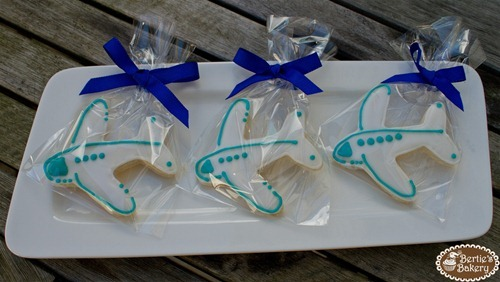 Air Plane Shortbread-2