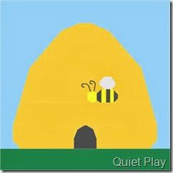 beehive sketch