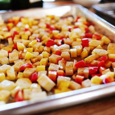 Roasted Root Vegetable Candy