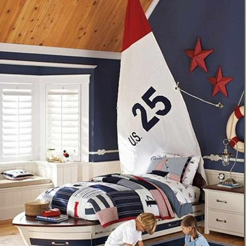 Red, White and Blue Decorating