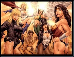 Dc comics heroines