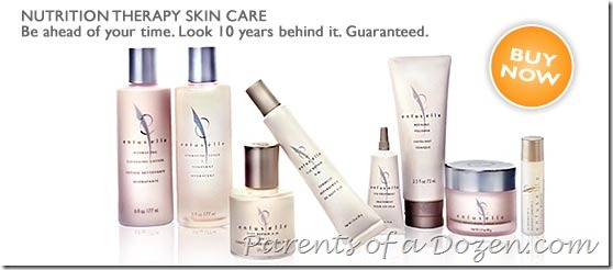 shaklee enfuselie skin care