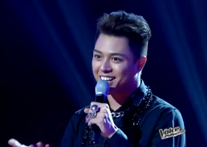 Yuki Ito in The Voice Of The Philippines