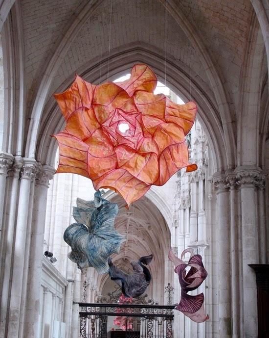 Esculturas papel Peter Gentenaar 01