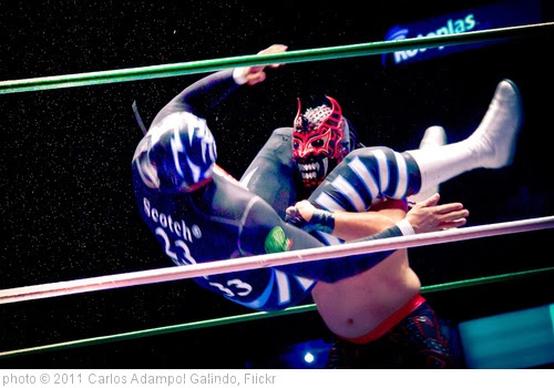 'Lucha libre' photo (c) 2011, Carlos Adampol Galindo - license: http://creativecommons.org/licenses/by-sa/2.0/