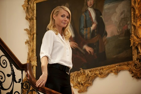 Gwyneth Paltrow in Mortdecai
