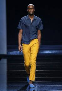 Black Coal - Mercedez Benz Fashion Week Cape Town 2012