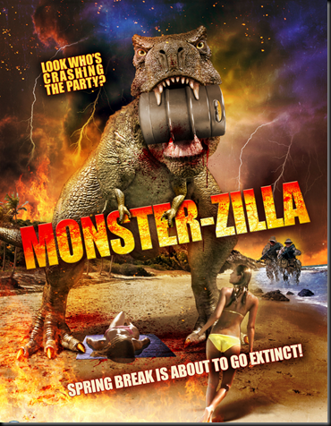 monster zilla