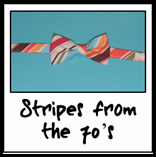 stripes from the 70's