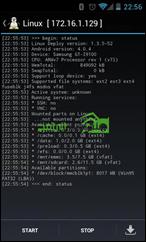 تطبيق تشغيل توزيعات لينكس على الأندرويد Linux Deploy 1