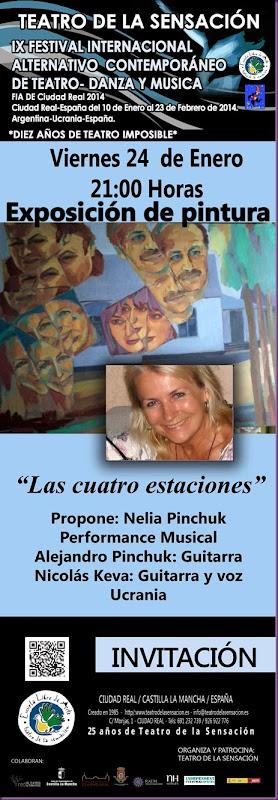 EXPOSICION DE PINTURA WEB