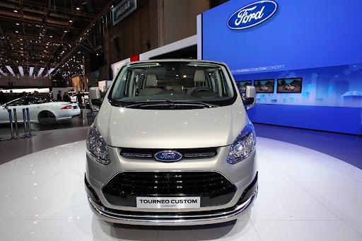 2013 Ford Tourneo Custom Consept Fotoğraf Galerisi