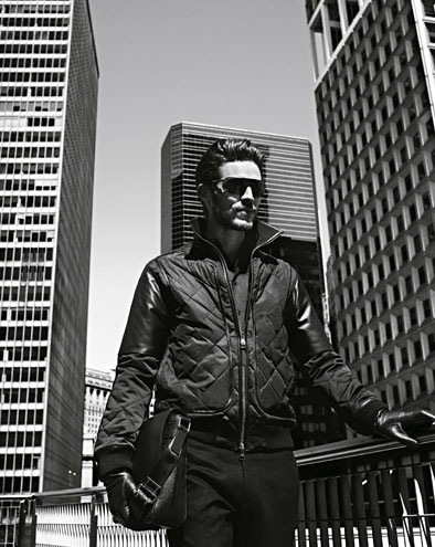 Casey Taylor @ DNA by Cedric Buchet for Louis Vuitton F/W 2011