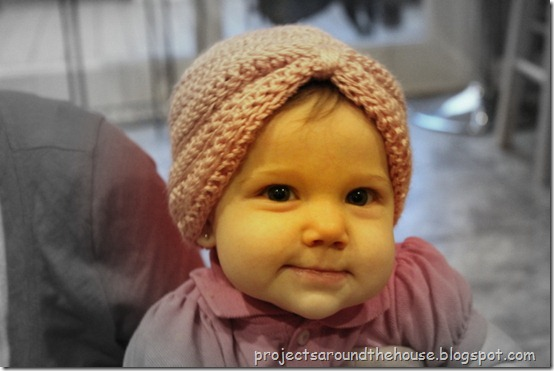 how to make a turban hat for baby