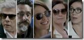 óculos da novela Império