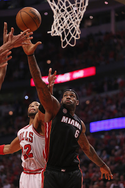 Heat Outlast Bulls in Physical Game 3 to Lead the Series 21