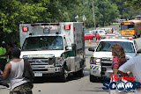 Child Struck By Vehicle In Spring Valley On Memorial Park Dr (Moshe Lichtenstein) - IMG_4516.JPG