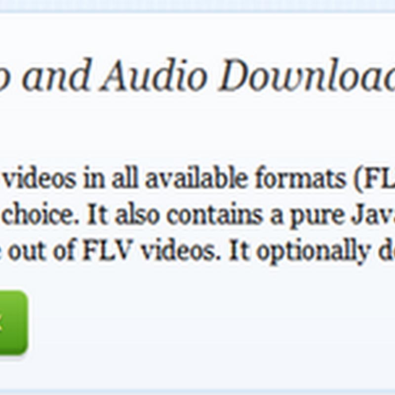 ดาวน์โหลด Youtube เป็น MP4 และ 3GP บน Firefox