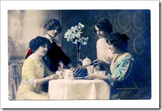 teaparty vintage image--graphicsfairy009
