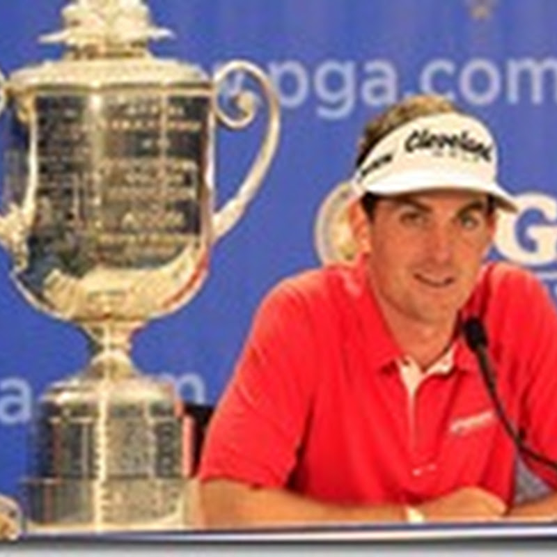 Keegan Bradley Wins 2011 PGA Championship Reports