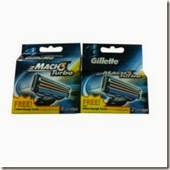 Buy Gillette Mach3 8 Cartridges for Rs. 488