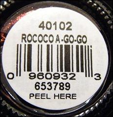 Orly Rococo A-Go-Go