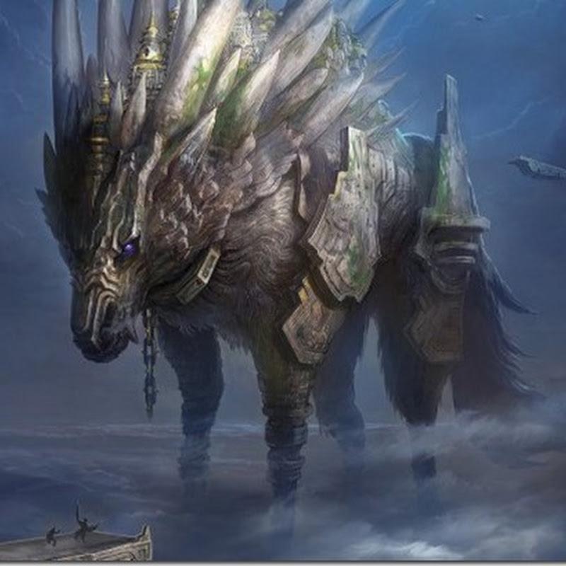 Monstruos famosos de la mitología nórdica