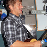 WBFJ - Paul Balouche  - In Studio - 9-23-11