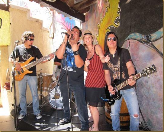 cruise 2012 band