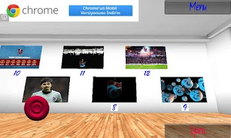 Screenshot of TrabzonSpor Galeri