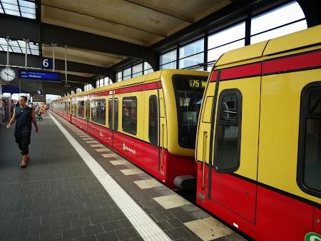 S-Bahn Berlin - Potsdam