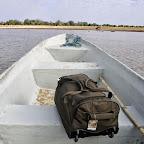 Vom Nsefu-Sektor setzen wir mit dem Boot an das Westufer des Luangwa über. © Foto: Marco Penzel | Outback Africa Erlebnisreisen