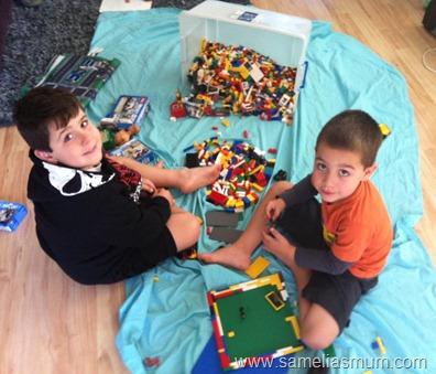 Lego Sheet 1