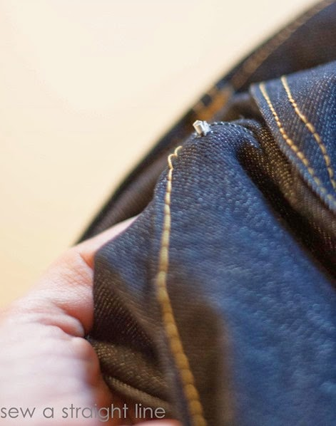 rivets jeans sew along sew a straight line-8