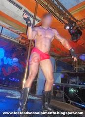 Stripper Felipe Brandão