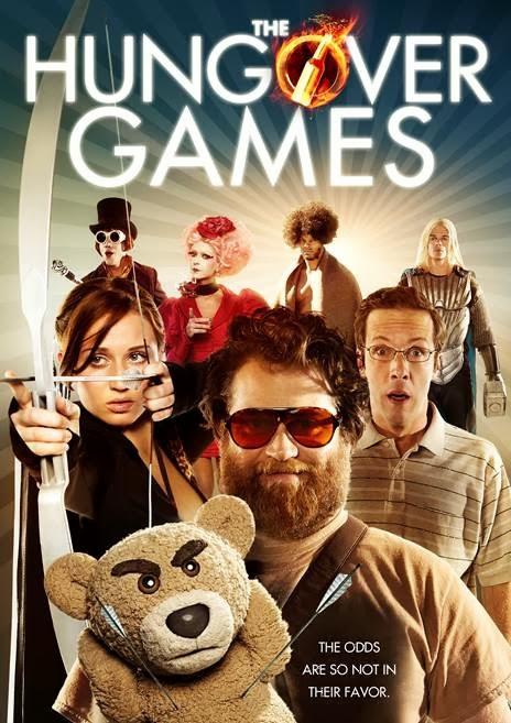 The Hungover Games poszter és trailer