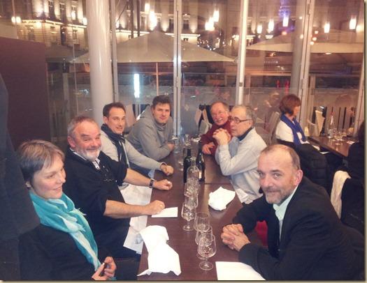 rencontre 29 mars 2013 taverne 2