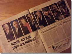 Presse, 18 Aout 2011