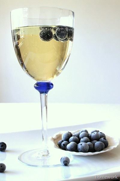 Turning Leaf Refresh Wine Review via homework | carolynshomework.com