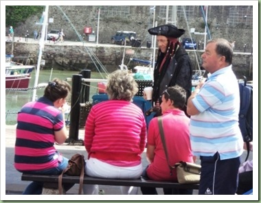 Brixham Pirate day 4