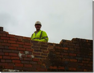 3 cheery bricklayer