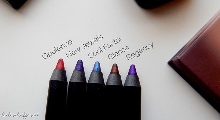Zoeva Graphic Eyes+ new colours