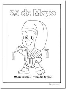 25 de mayo vendedor de velas 1