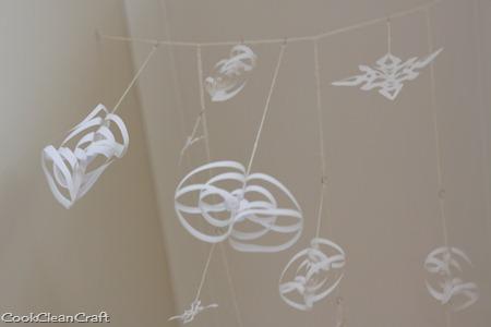 Paper Snowflakes (2)